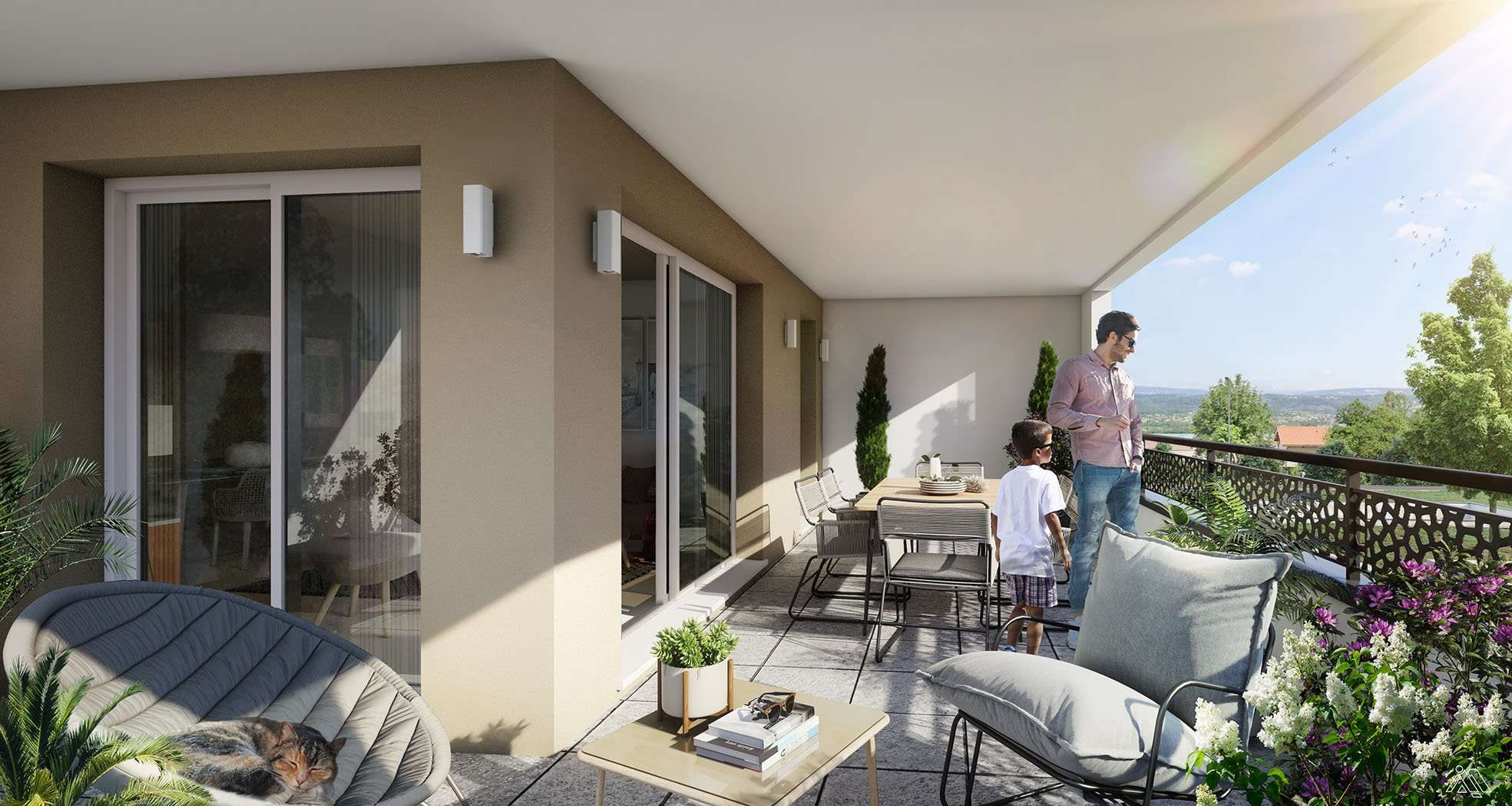 Programme Immobilier Habitat Dauphinois Clos Guigal