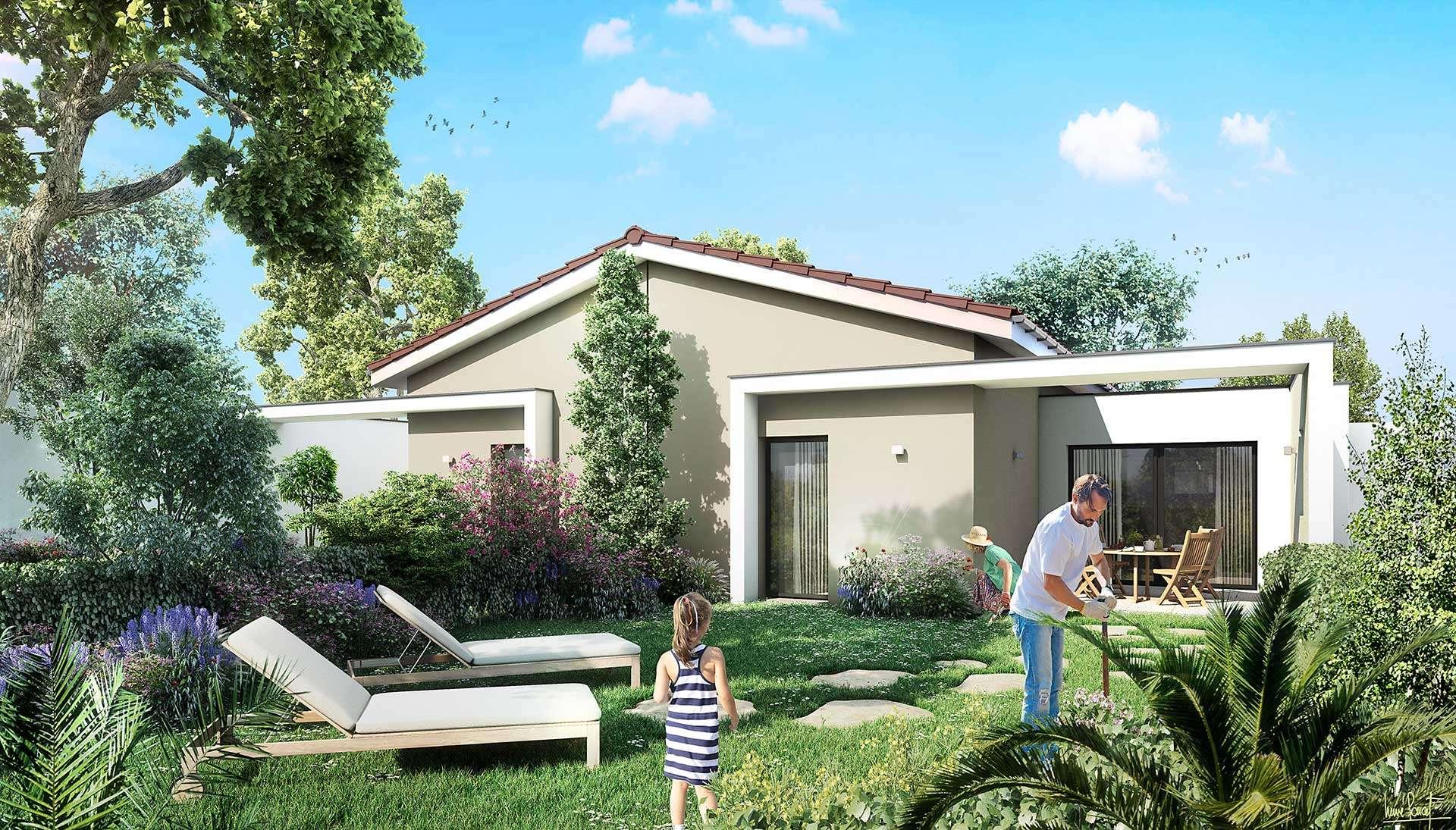 Programme Immobilier Habitat Dauphinois Clos Giray