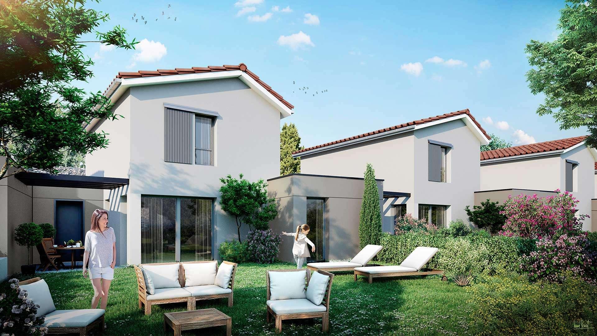 Programme Immobilier Habitat Dauphinois Clos d'Ursule