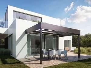 La pergola en aluminium la tendance 2021