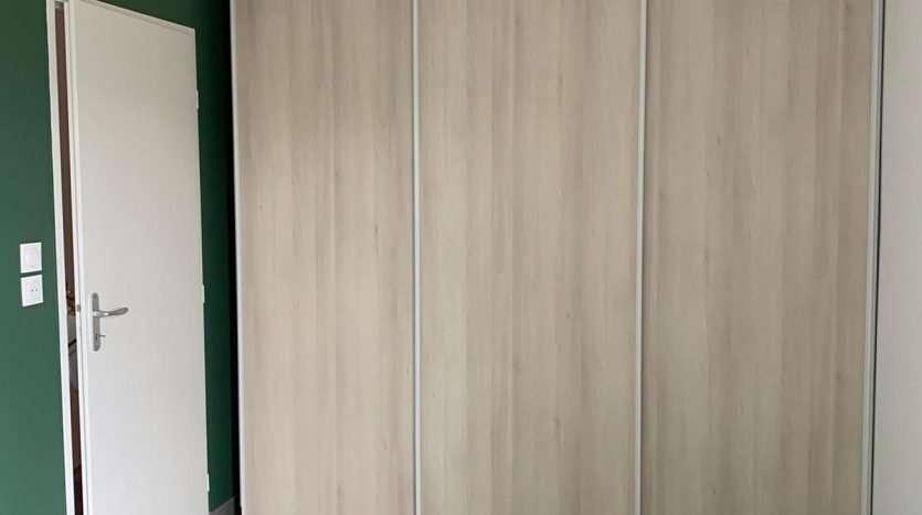 allées victor hugo chambre verte vue porte