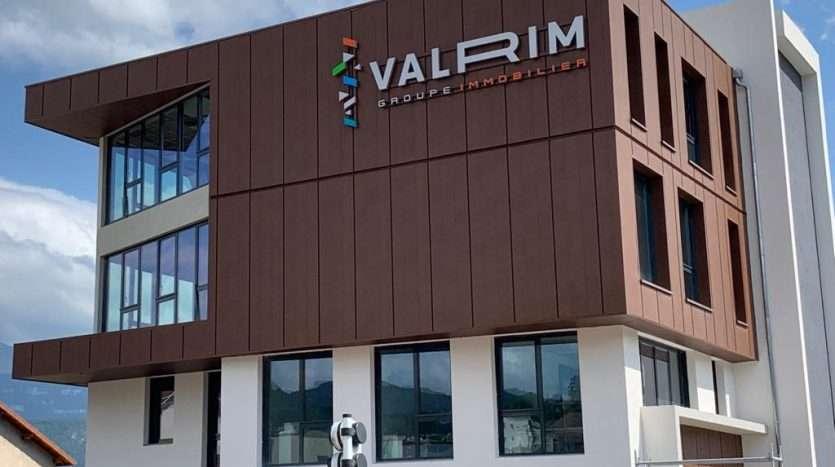 Bureaux Voiron groupe Valrim